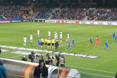 Viktorija Partizan, Viktorija Plzenj, Partizan, Liga Evrope