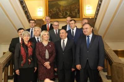Ministarska konferencija, banjaluka