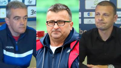Vlado Jagodić, Velimir Stojnić, Vule Trivunović