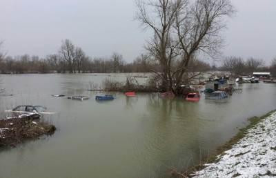Poplave, Dubica