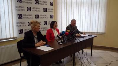 Ranka Mišić, Savez sindikata