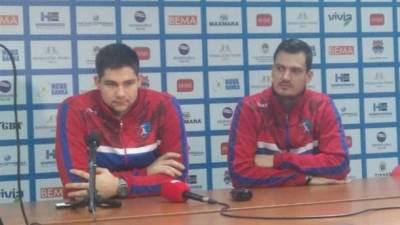 Rk Borac, Haris Buljina, Arman Beširević
