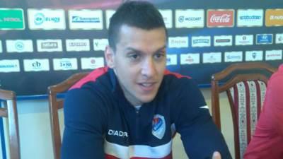 Goran, Vukliš, FK Borac