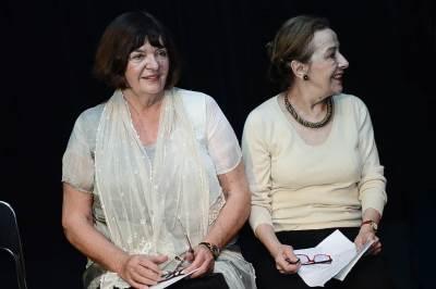 glumci, Gorica Popović i Svetlana Bojković