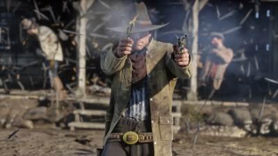 Red Dead Redemption 2 Rockstar 26. oktobar 2018.