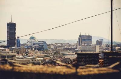 beograd, grad, zgrade, krov, zgrada, panorama, beograđanka, hram, kuća, kuće