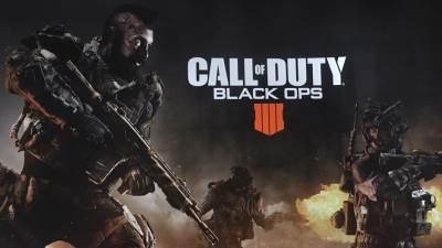 Call of Duty Black Ops 4, Call of Duty Black Ops IV, Call of Duty Black Ops IIII