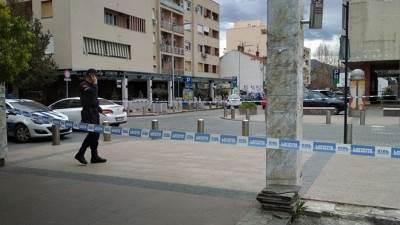 Policija, Podgorica, pucnjava