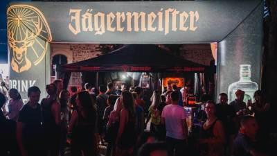 Jägermeister, moto fest