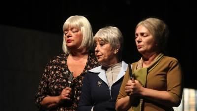 NPRS, teatar fest, svetlana bojković, gorica popović, tanja bošković