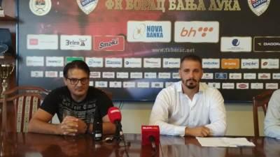 FK Borac, Vojvodić, Maksimović