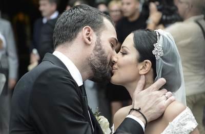 aleksandra prijović filip živojinović venčanje