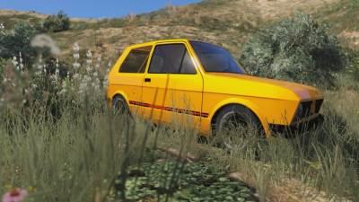 Yugo 45 GTA V