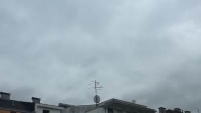 Nebo, oblaci, oblačno
