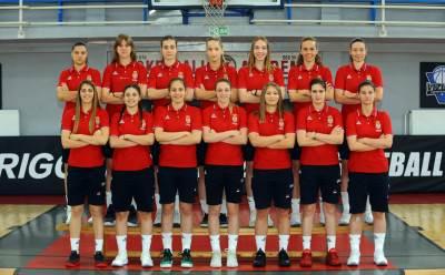 košarkašice U20 reprezentacija