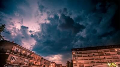 oluja, oblaci, nevrijeme