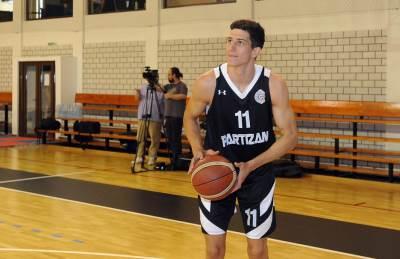 Amar Gegić, Gegić Partizan, Gegić