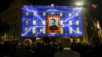 Nikola Tesla, Telekom Srbija, mondo tv