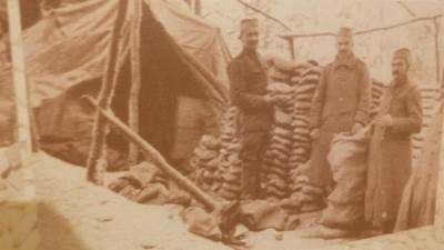 hleb, prvi svetski rat, izložba, noć muzeja