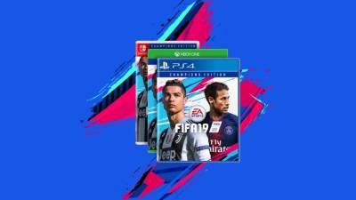 FIFA 19 omot, FIFA 19 Cover, FIFA 19