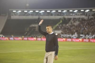Partizan, večiti derbi
