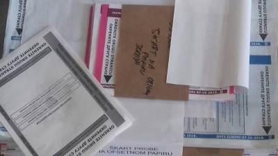 Glasački listići