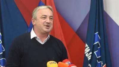 Branislav Borenović, PDP, izbori