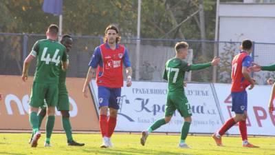 Borac - Olimpija, prijateljska utakmica 2018, Nebojša Runić