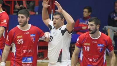 Baki - Borac 19:36, EHF Čelendž kup