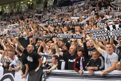 Grobari Arena KK Partizan