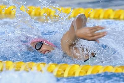 Anja Crevar plivanje
