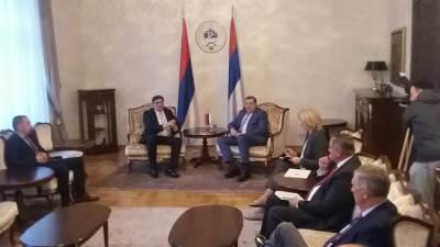 Milorad Dodik, Obren Petrović