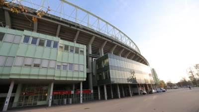 """Stadion """"Ernst Hapel"""" u Beču"""