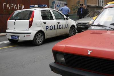 policija policajac ubistvo istraga uviđaj hapšenje