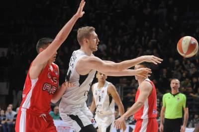 Džok Lendejl KK Partizan FMP