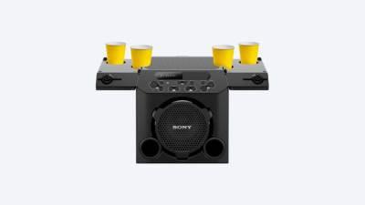 Sony GTK-PG10 zvučnik CES 2019 #MobITCES19