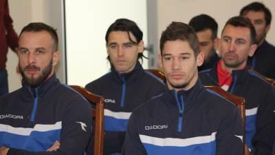 Prozivka FK Borac
