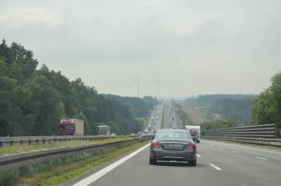 nemačka, autoput, autoban