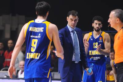 Stefan Marković, Markovic
