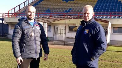 Milan Đurđević i Marko Stojić