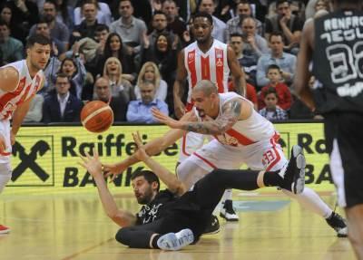 Partizan - Zvezda, derbi, finale Kupa Koraća