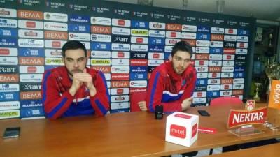 Mirko Mikić i Bojan Rađenović