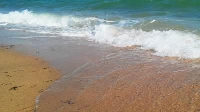 plaža, letovanje, pesak, more