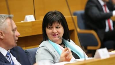 Srebrenka Golić, Vlada RS