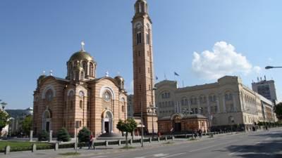 crkva, opština, hram hrista spasitelja, ulica, centar