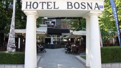 hotel bosna, hotel, banjaluka