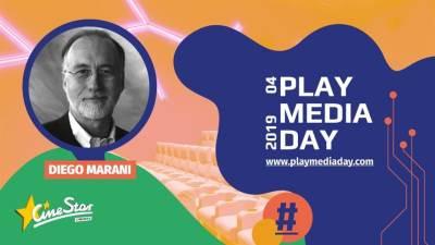 play media day, Diego Marani