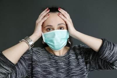 maska, bakterije, zagađenje