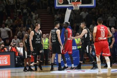 Partizan Zvezda košarka