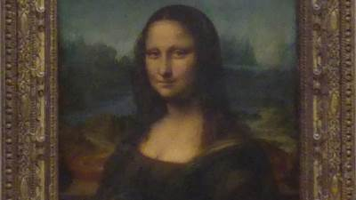 Mona Liza, Luvr